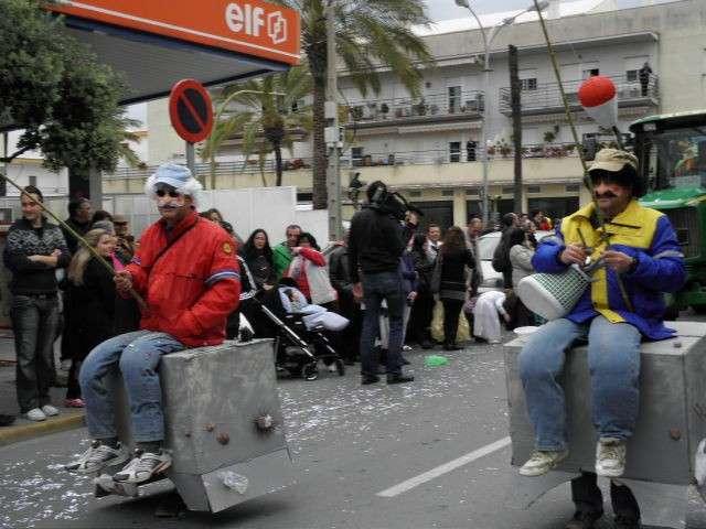 Los mejores disfraces de la cabalgata de Carnaval ya tienen su