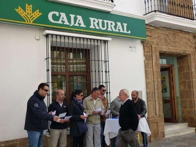 Iicr Vuelve A Concentrarse En Caja Rural Para Pedir A Los